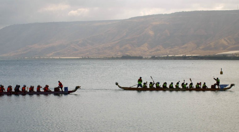 Dragon Boat Israel